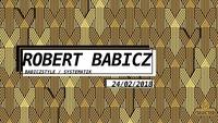 Robert Babicz I Pratersauna Selected@Pratersauna