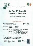 St. Patrick`s Day Céilí (Irisches Tanzfest)@Haus der Begegnung Favoriten