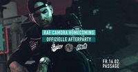 Raf Camora Homecoming Afterparty powered by Juicy & Andere Liga@Babenberger Passage