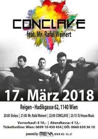 CONClAVE feat. Mr. Rafal Weinert@Reigen