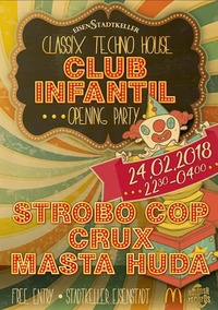Techno Club Infantil