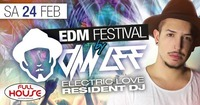 EDM Club Festival by Dan Lee@Fullhouse