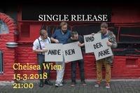Der Arne und die Anderen - Single Release / Benjamin Urwalek@Chelsea Musicplace