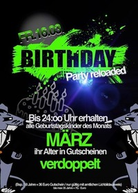 Happy Birthday@Mausefalle Lienz