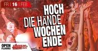 Hoch die Hände -> Wochenende@Cheeese