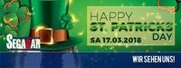 Happy St. Patrick's day!@Segabar Imbergstrasse