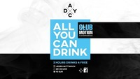 All You Can DRINK on Wednesday@Club Motion