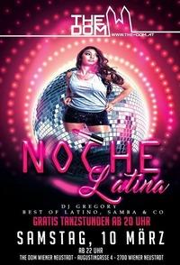Noche Latina // 10.3. // The Dom@The Dom