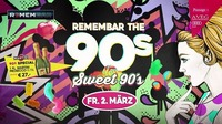 Remembar the 90s - Sweet 90s@REMEMBAR