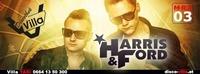 Harris & Ford live in der Disco Villa@Disco Villa