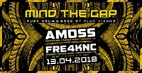 MIND THE GAP w/ Amoss & Fre4knc@Fluc / Fluc Wanne
