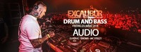 Drum and Bass - Audio@Excalibur