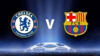 Chelsea v Barcelona, di 20.2.2018@Chelsea Musicplace
