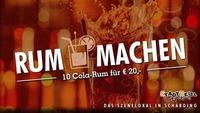 Rum machen@Stadtbeisl@Stadtbeisl