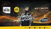 Headhunterz live!@Empire St. Martin