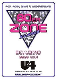 80er-Zone X-Large@U4 Diskothek