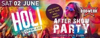 Holi After Show Party@Bollwerk