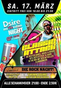 DSIRE Night + Classic Attack@Excalibur