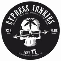 SUB präsentiert: Cypress Junkies + Ty, live @Fluc Wanne@Fluc / Fluc Wanne