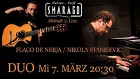 Flaco de Nerja & Nikola Stanisevic@Smaragd