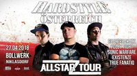 Hardstyle Österreich Allstarz at Bollwerk Niklasdorf@Bollwerk