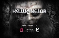 Hallucinator Iconoclasm Tour pres. by Dark Matter@Postgarage