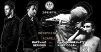 Dreistil - Wiens realstes HipHop Event@The Loft
