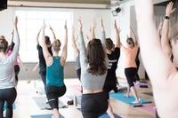 Yoga Brunch Vienna 4.3.2018 - Ausverkauft@Brick-5