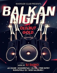 # BALKAN - NIGHT #@Riverside