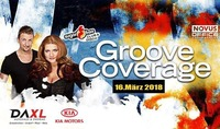 Groove Coverage live im Sugarfree-Ried@Sugarfree