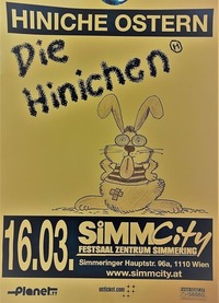 Hiniche Ostern in der SimmCity@Simm City