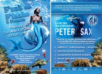Fest der Fische & Friends mit PETER SAX@Exzess! Gentlemen-Club Vienna