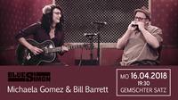 Michaela Gomez & Bill Barrett@Weinbar Gemischter Satz
