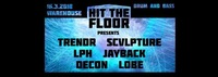 Hit the Floor #10@Warehouse