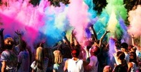 COLOR FUN RUN & COLOR FESTIVAL 2018@Sportarena Russbach