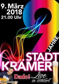 DADO live in Concert@Lounge-Bar Stadtkrämer