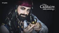 The Captain is coming@El Capitan