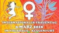 8.März Internationaler Frauentag im VolXhaus@Volxhaus - Klagenfurt
