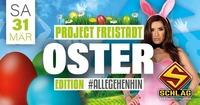 Project Freistadt - Oster Edition #allegehenhin@Schlag 2.0