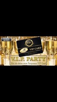 V.I.P Party!!@Partymaus