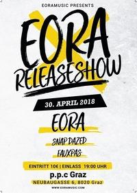 EORA - EP Releaseshow - Spring Stories@P.P.C.