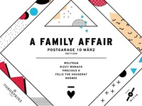 A Family Affair@Postgarage