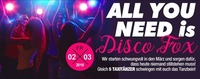 All We Need is Discofox@Tollhaus Weiz