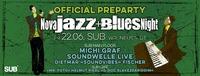 Nova Jazz +Blues Night - Official PreParty@SUB
