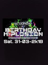 BIRTHDAY-XPLOSION VOL.3@Brooklyn