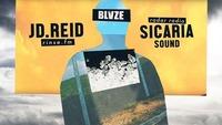BLVZE X JD. Reid X Sicaria Sound@Fluc / Fluc Wanne
