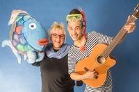 Der Regenbogenfisch - Kindertheater Pipifax@Komma