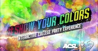 NYC X ACSL - The College Party@Säulenhalle