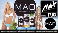 ▲▼ MAO - A MAXimum Moment Of Taste ▲▼@MAX Disco