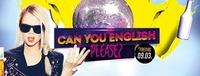 Can you English please im Empire Salzburg@Empire Club